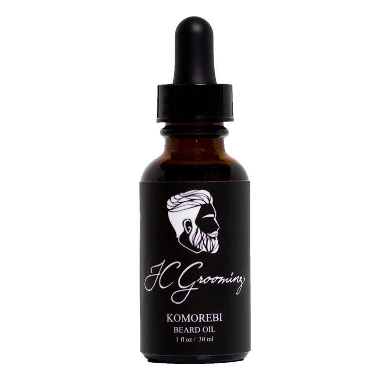 Komorebi Beard Oil
