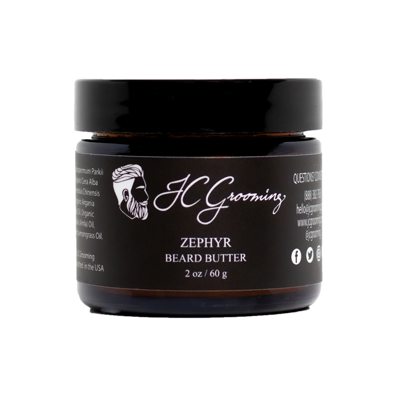 Zephyr Beard Butter